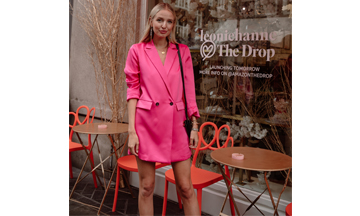 The Drop by Amazon collaborates with fashion influencer Leonie Hanne