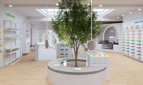 The Organic Pharmacy opens first concept store in London