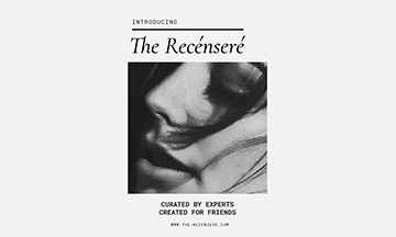 The Recénseré announces launch