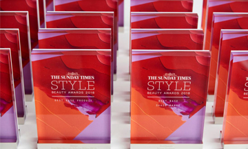 The Sunday Times Style Beauty Awards 2018 winners announced