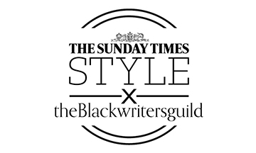 The Sunday Times Style launches new competition with Black Writers' Guild