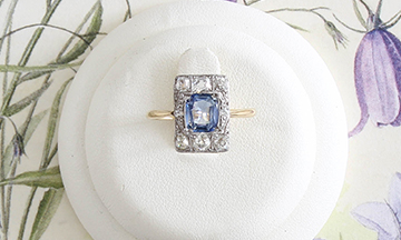 The Vintage Ring Company launches in the UK