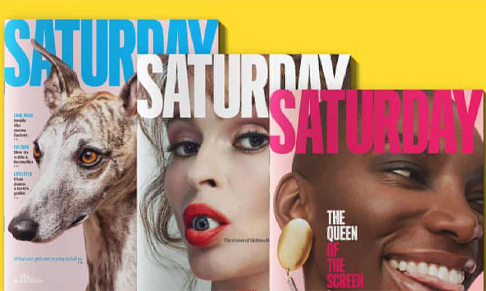 The Guardian launches Saturday magazine