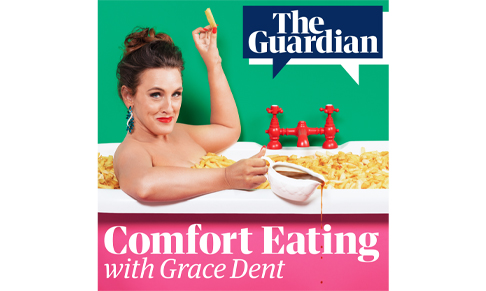 The Guardian launches Comfort Eating with Grace Dent podcast