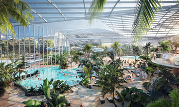 Therme Group unveils plans for £250m wellbeing resort in Manchester