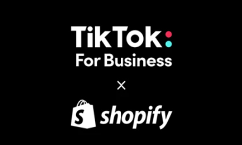 TikTok and Shopify launch European partnership