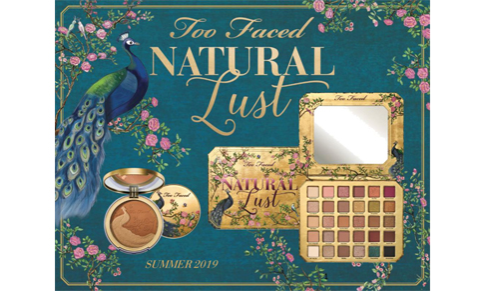 Too Faced launches Natural Lust