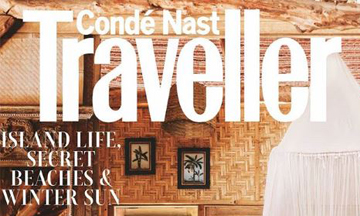 Condé Nast Traveller features director update