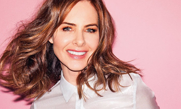 Trinny Woodall launches The T-Zone