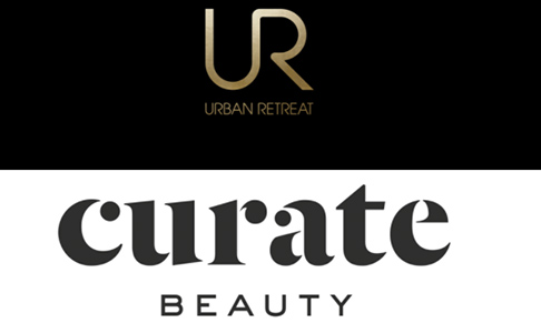 Urban Retreat collaborates with Curate Beauty