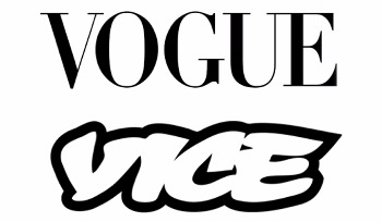 Vogue Vice launch editorial collaboration fashion lifestyle social