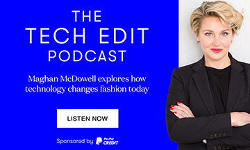 Vogue Business debuts podcast series The Tech Edit
