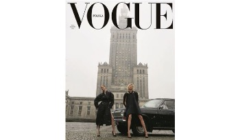 Vogue Poland Debuts as multi-media brand
