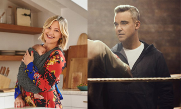 WW names Robbie Williams and Kate Hudson as Global Ambassadors