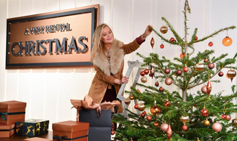 Westfield London partners with Laura Whitmore