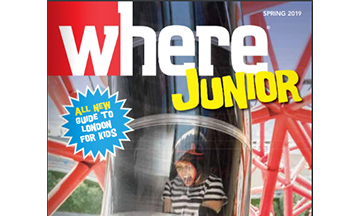 Where Junior launches