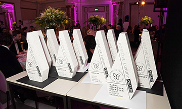 Winners announced at Positive Luxury Awards 2020