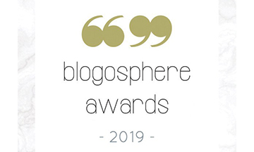 Winners announced at the blogosphere awards 2019