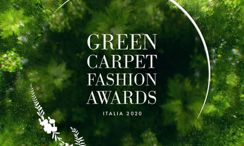 Winners announced for Green Carpet Fashion Awards 2020