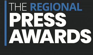 Winners announced for Regional Press Awards 2019