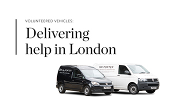 YOOX NET-A-PORTER GROUP donates Premier Delivery Service to Age UK