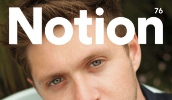 notion magazine issue 76 niall horan cover