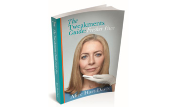 Beauty expert and journalist Alice Hart-Davis to launch The Tweakments Guide: Fresher Face