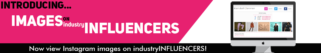 Images on industry influencers banner