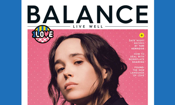 BALANCE magazine relocates