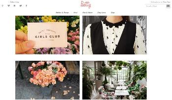 Betty Magazine relaunch fashion beauty lifestyle media