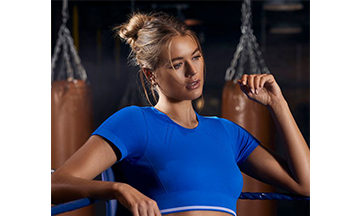 Boux Avenue launches Boux Sport with Arabella Chi