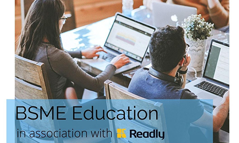 BSME launches educations initiative with Readly