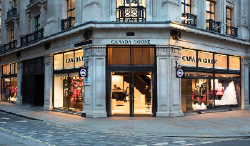 Canada Goose opens flagship store in London