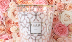 Baobab Collection unveils breast cancer awareness candle