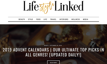 Christmas Gift Guide - LifeStyleLinked.com