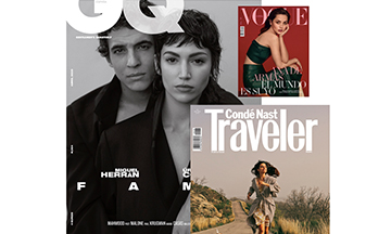 Condé Nast Spain supports its readers and users