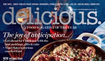 delicious. magazine appoints cookery assistant