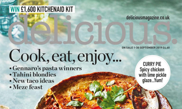 Delicious Magazine And Healthy Food Guide Announce
