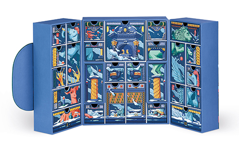 diptyque launches The diptyque Advent Calendar 2020