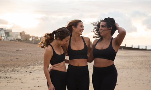 Ethical activewear brand Samudra launches and appoints Number Nine Communications