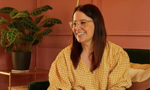 farq media represents interiors influencer Amanda Cotton