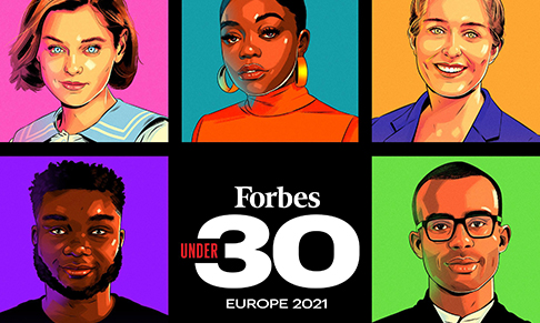 Forbes 30 Under 30 Europe 2021 honorees revealed