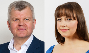 Adrian Chiles and Charlotte Church join new look Guardian G2 as columnists