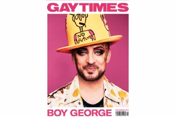 Gay Times relaunches