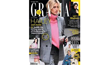 Grazia announces editorial updates