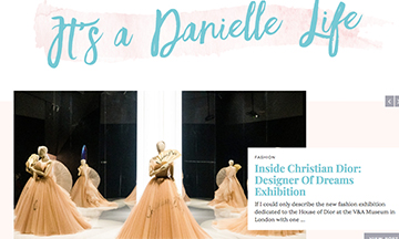 Fashionista Barbie rebrands to It's a Danielle Life