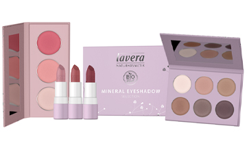 lavera launches Natural Pastel limited-edition summer collection