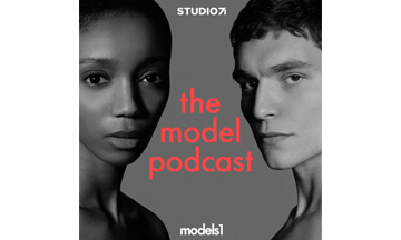 The Models Podcast launches to coincide with London Fashion Week
