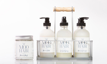 Moo Hair appoints Christina Moore PR
