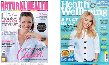 Natural Health and Health & Wellbeing magazines appoint editor